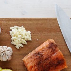 michele-rouxel-dieteticienne-fontenay-nigent-le-perreux-recette-papillottes-saumon-poireaux